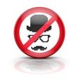 Anti spyware icon symbol vector image vector image