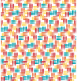 Seamless bright abstract pattern vector image vector image