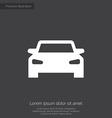 Car premium icon