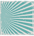 Retro and striped background design vector image vector image