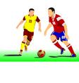 al 1103 soccer 01 vector image vector image