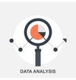 Data Analysis vector image