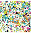ink splats wallpaper vector image