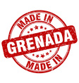 made in Grenada vector image vector image