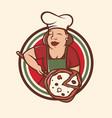 Modern professional emblem logo big mamas
