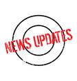news updates rubber stamp