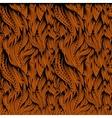 Waves Gradient Fur vector image vector image