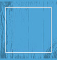 blue wood texture vector image vector image