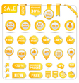 Price tags vector | Price: 1 Credit (USD $1)