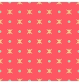 Star and polka dot geometric seamless pattern 40 vector image vector image