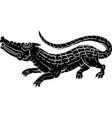 thai tradition paintingthai tattoo vector image vector image