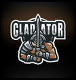 1 gladiator vector image vector image