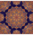 Abstract pattern of mandalas vector image vector image