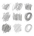 Drawn tangles lines circles doodle sketch