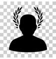caesar icon vector image vector image