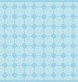 colored flower pattern seamless background vector image vector image