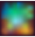 pattern geometric shapes Background with squares vector image vector image