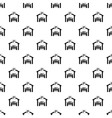 Car parking pattern simple style vector image vector image