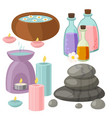 spa treatment beauty vector image