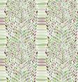 Snake skin texture Seamless pattern black on white vector image