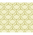 Seamless Wine Glass Pattern vector image vector image