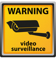 video surveillance camera 04 vector image