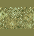pixel camouflage pattern vector image