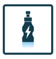 Icon of Energy drinks bottle vector image vector image