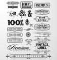 Label Design Element