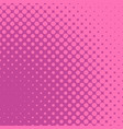 abstract halftone circle pattern background from vector image vector image