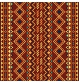 Ethnic ornament abstract geometric seamless vector image