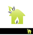 nature protection symbol vector image