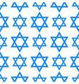judaism church david star traditional seamless vector image