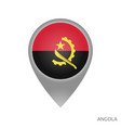 angola point vector image vector image