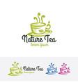 Nature tea logo