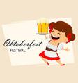 oktoberfest beer festival funny woman