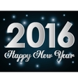 Happy new year graphic vector image