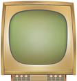 Retro tv2 vector image vector image