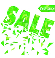 sale poly4 vector image