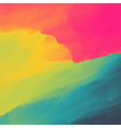 Colorful Abstract Background Dynamic Effect vector image vector image