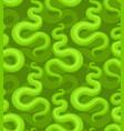 green smoke pattern seamless acidic chemical vector image vector image