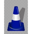 Road signs Orange Badge guardrails vector image vector image