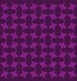 seamless abstract violet vintage art pattern vector image vector image