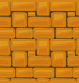 stone wall seamless texture beautiful banner vector image vector image