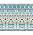 tribal ethnic motifs geometric seamless background vector image