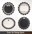 Frame Set ornamental vintage decoration