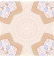 Bright lace seamless pattern vector image vector image