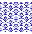ceramic pattern seamless vector image vector image