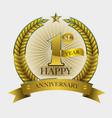 happy anniversary symbol