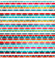 rainbow stripes seamless texture vector image